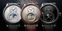 Швейцарцы выпустили часы с золотой Луной