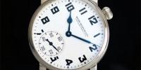 Американская фирма выпустила часы с перекошенным циферблатом