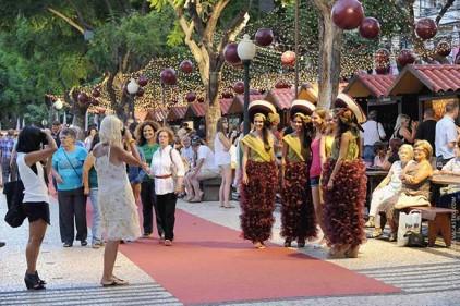 Португалия: Madeira Wine Festival
