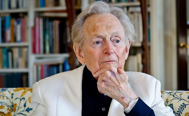 Скончался писатель и журналист Том Вулф