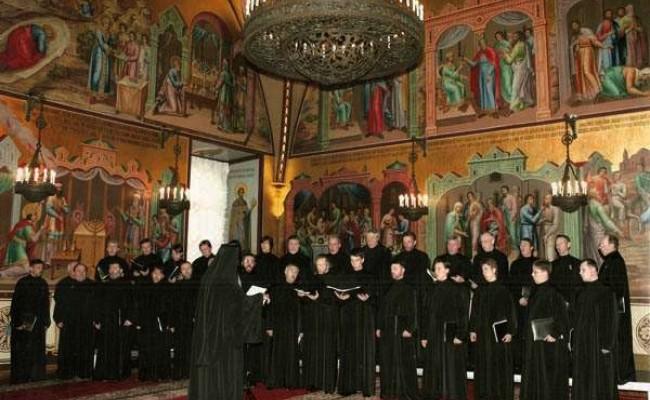 В Риме выступит Патриарший мужской хор «Благозвонница»
