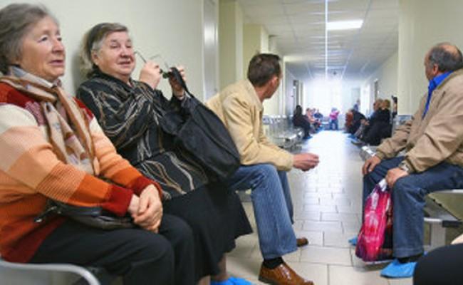 Россия на 97 месте в рейтинге здоровья граждан
